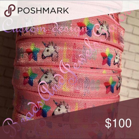 Spotted while shopping on Poshmark: Lularoe foe Lularoe hair ties inspired 100 yards! #poshmark #fashion #shopping #style #Accessories