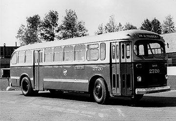 Autobus de Montréal