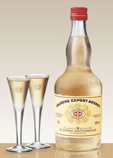 Danish Schnapps is alcoholic beverage distilled from fermented grains or potatoes, which is usually served with lunch on 25th.
