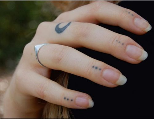 3 Dots Tattoo Meaning: 226 Best Images On Pinterest