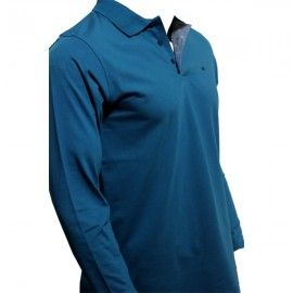 UC Blue Polo Shirt