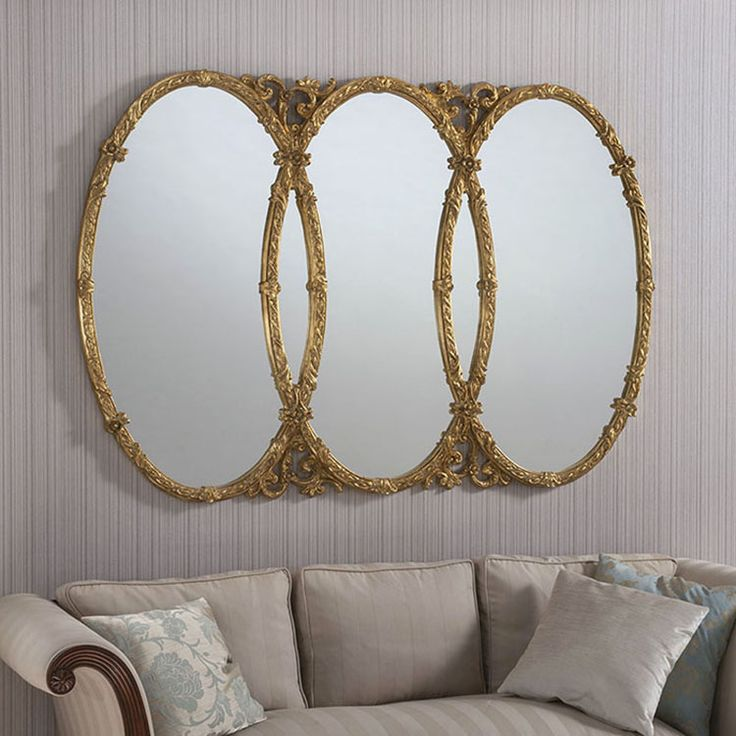 21 best Gold Mirrors images on Pinterest | Gold mirrors ...