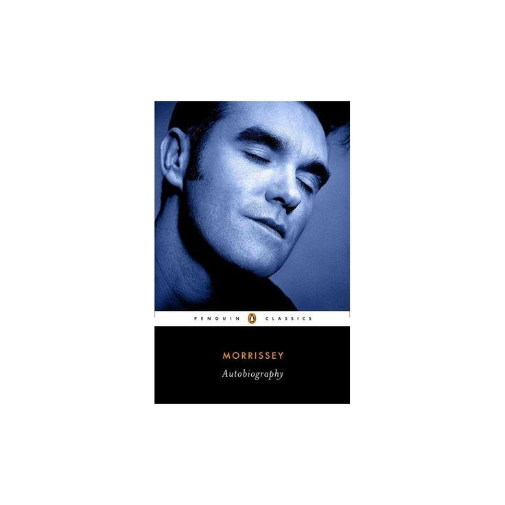 Autobiography (Reprint) (Paperback) (Morrissey)