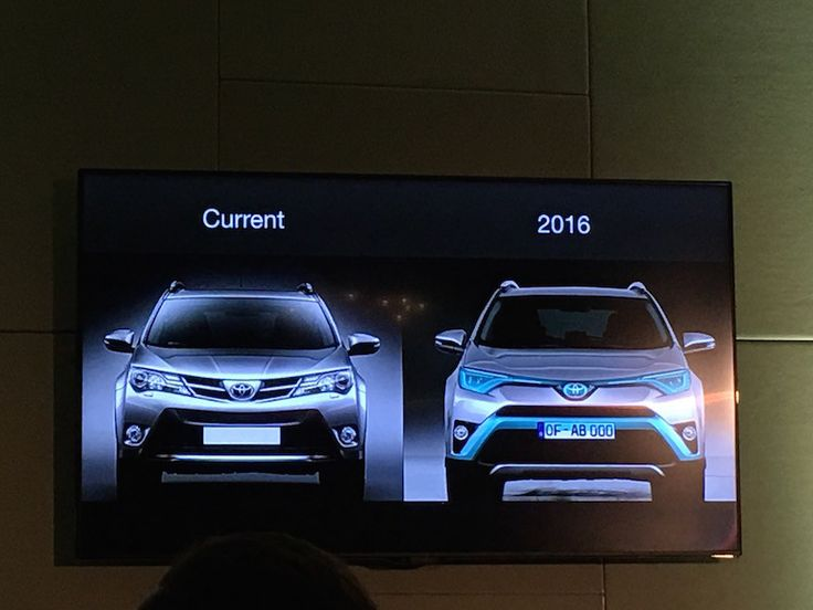 2016 Toyota RAV4 Hybrid: A Popular SUV Revamped for MPG and Luxury | She Buys Cars