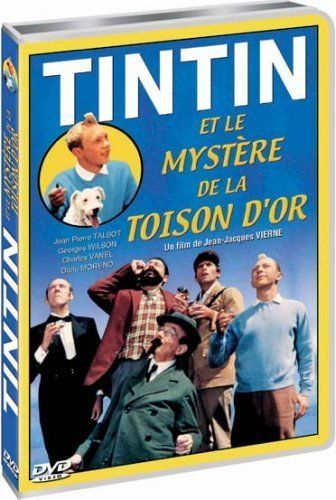"Myrat was a member of the ""Tintin et le mystere de la Toison D'or"" cast, a French-Belgian production [1961]"