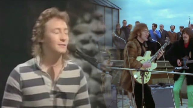 "http://www.jaredpike.com Julian Lennon reunites with the Beatles! ""Too Late for Goodbyes"" + ""Get Back"""