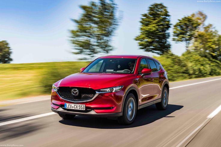 2020 Mazda CX5 Soul Red Crystal in 2020
