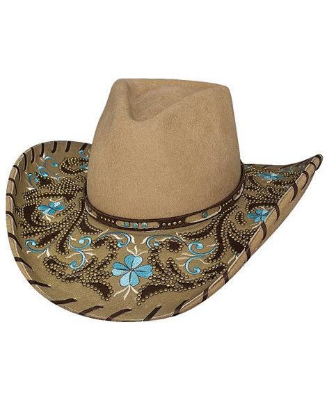 Bullhide Always On My Mind Wool Cowgirl Hat