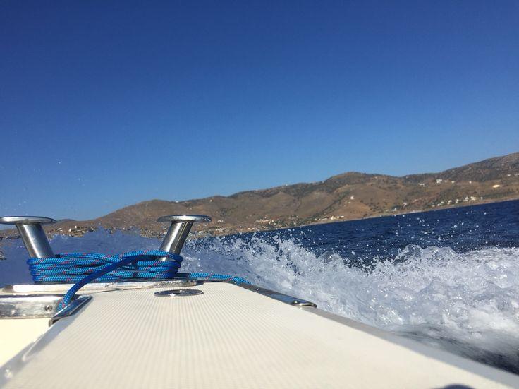 Kea Koundouros Cruising