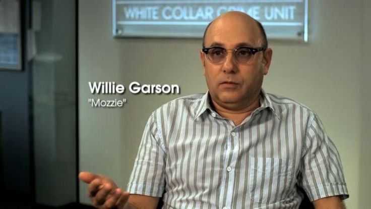 Willie Garson discusses the new season of White Collar.