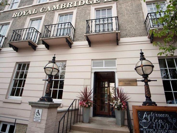 Cambridge Royal Hotel United Kingdom Europe Is A Por Choice Amongst