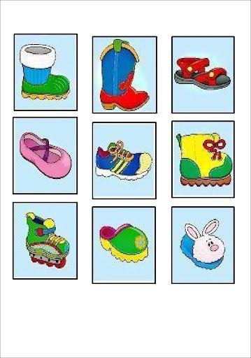 Cluster: de schoen