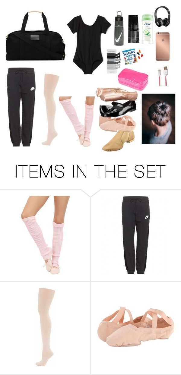 """What's In My Dance Bag??!!"" by kenzieg42503 ❤ liked on Polyvore featuring art"