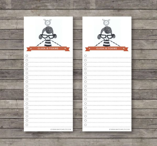 free printable checklist: Printable Freebies, Diy Crafts, Lists Diy, Check Lists, Checklist Printable, Printable Checklist, Clocks Is Ticking, Free Printable, Printable Downloads Patterns