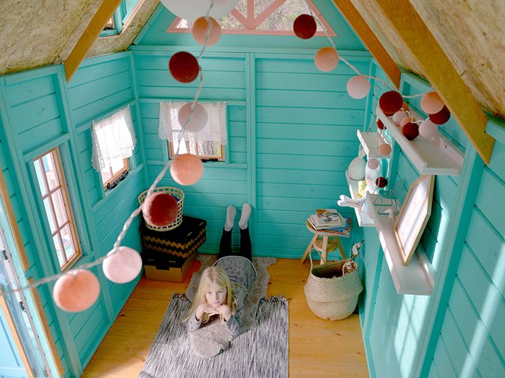 Best 25 casitas infantiles ideas on pinterest - Casita de madera infantil ...