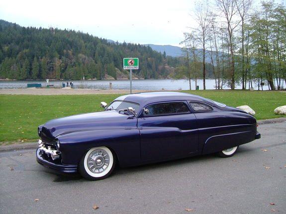 Fully custom 1950 mercury 2 door lots of body for 1950 mercury 2 door coupe