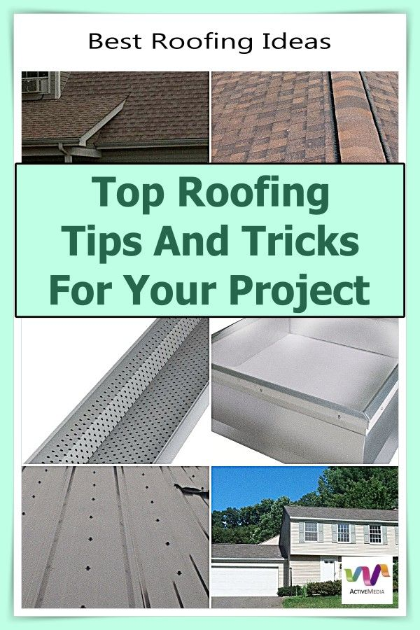 Essential Ideas You Should Know When Fixing Your Roof In 2020 Roofing Cool Roof Roof