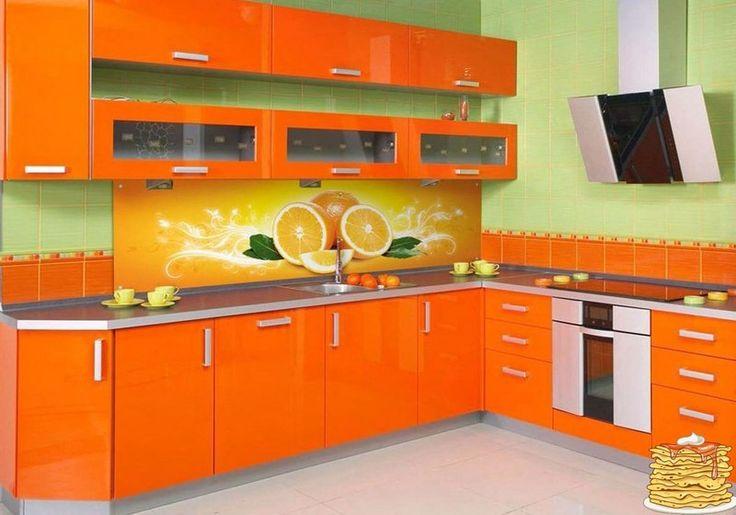 Сочетание цветов в интерьере кухни: правила и советы дизайнеров