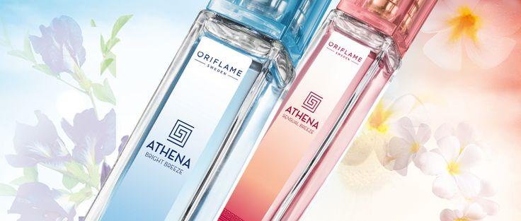 Fragrâncias Athena