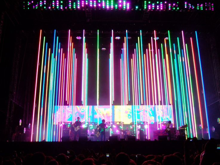 Radiohead  sc 1 st  Pinterest & Best 25+ Concert stage design ideas on Pinterest | Theatre design ... azcodes.com