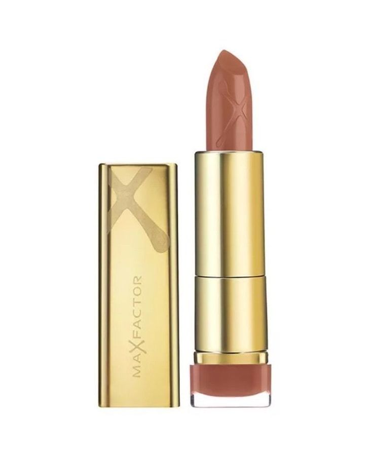 Colour Elixir Lipstick #735 Maroon Dust by Max Factor #MaxFactor