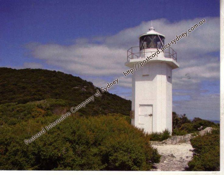 Tasmania Lighthouse - Rocky Cape