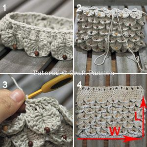 Knit Crocodile Stitch In The Round : Best 25+ Crochet crocodile stitch ideas on Pinterest Crocodile videos, Croc...
