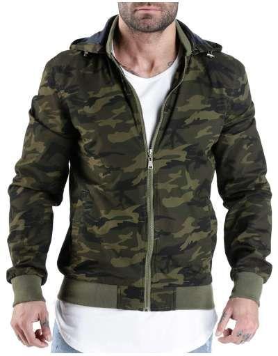ΝEEΣ ΑΦΙΞΕΙΣ :: Αντιανεμικό Classic Military Jacket Olive - OEM