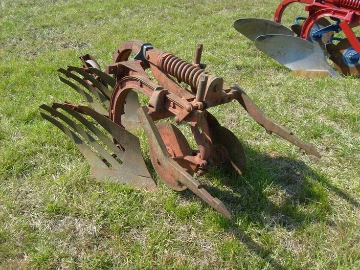 what is this 2 bottom plow for? -