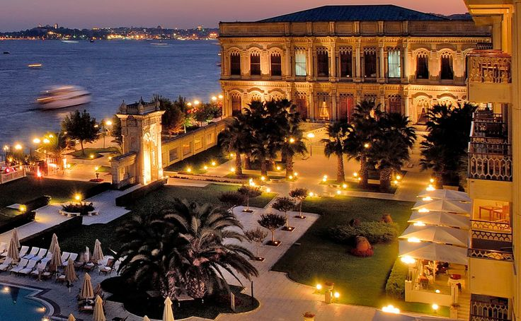 Cıragan Palace Kempinski, Istanbul