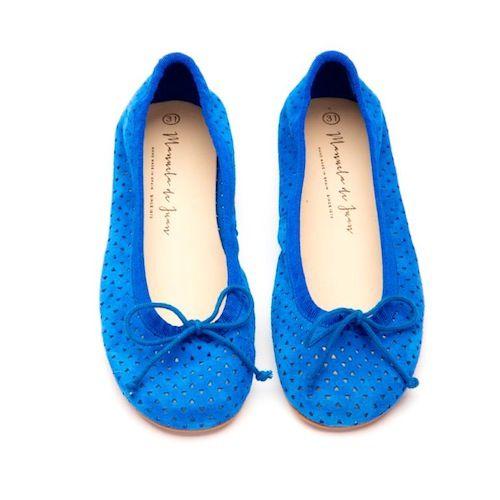 Manuela de Juan, nueva colección de calzado para niñas http://www.minimoda.es