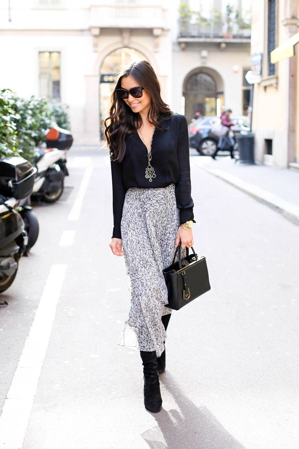 15 Early Spring Career Looks To Wear Now | http://www.corporatefashionista.com/