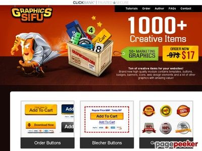 cool Marketing Graphics | Minisite Templates | Squeeze Page Templates | Graphics Sifu