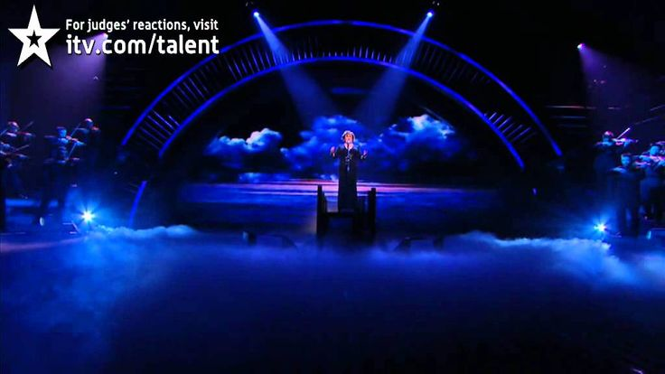 Susan Boyle sings Madonna hit You'll See - Britain's Got Talent 2012 Fin...