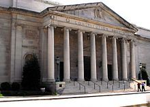 Daughters of the American Revolution Constitution Hall - Wikipedia, the free encyclopedia