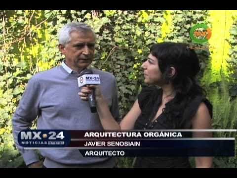 Arquitectura Orgánica, de Javier Senosiain