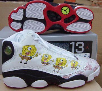 2f197456ca37 Spongebob Shoes