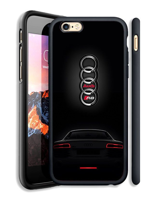 Audi R8 Black Special Custom For iPhone 6/6s,6/6s+,7,7+ Print On Hard Case #UnbrandedGeneric #cheap #new #hot #rare #iphone #case #cover #iphonecover #bestdesign #iphone7plus #iphone7 #iphone6 #iphone6s #iphone6splus #iphone5 #iphone4 #luxury #elegant #awesome #electronic #gadget #newtrending #trending #bestselling #gift #accessories #fashion #style #women #men #birthgift #custom #mobile #smartphone #love #amazing #girl #boy #beautiful #gallery #couple #sport #otomotif #movie #audi #logo