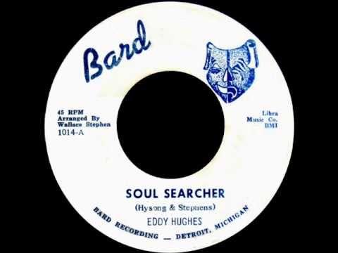 Eddy Hughes  - Soul Searcher  - BARD 1014