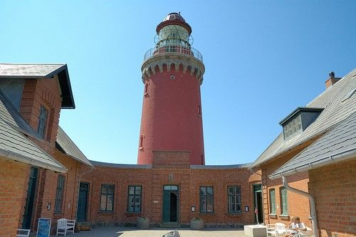 Lighthouses of Denmark: West Coast
