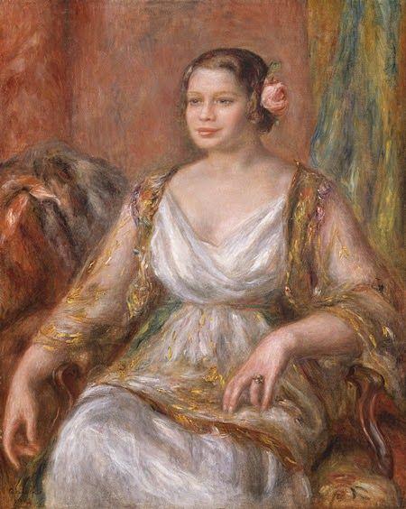 Η ηθοποιός Tilla Durieux (1914)