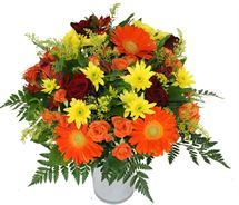 Send some #Sunshine with this beautiful #Bouquet of fresh, vibrant #flowers. Order now at http://www.flyingflowers.co.nz/sunshine-bouquet