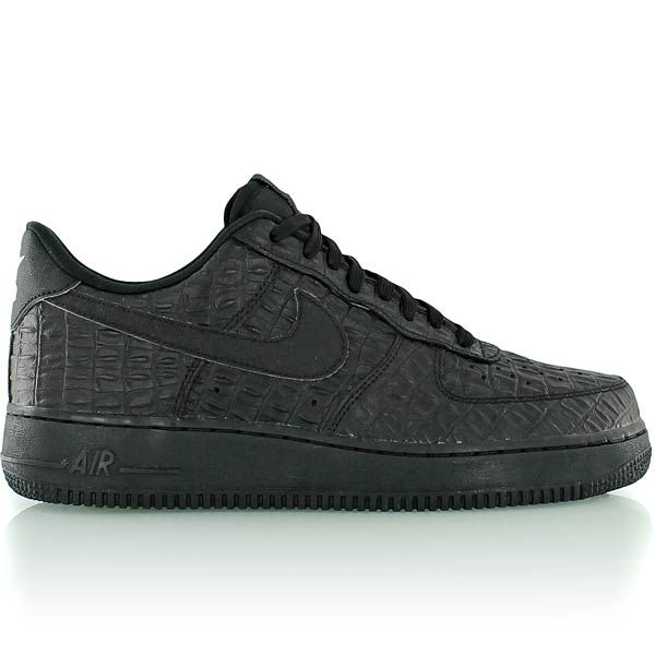 nike AIR FORCE 1 '07 LV8 BLACK/BLACK