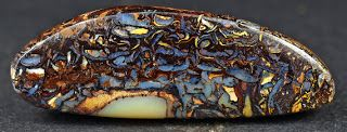 LOWE'S ONLINE OPERATIONS: Boulder Opal Koroit Australian Natural Solid - For Sale on Ebay