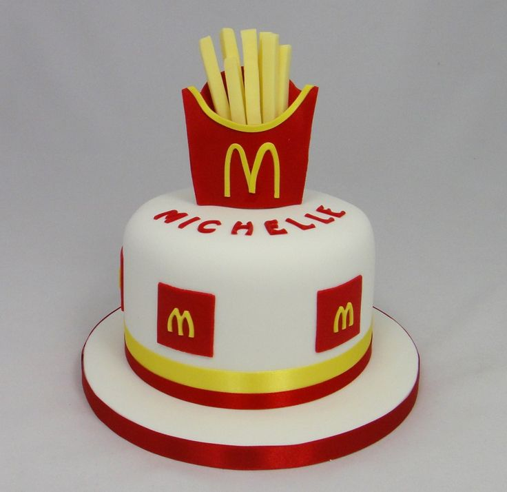 mcdonalds chips cake foods amp drinks pinterest