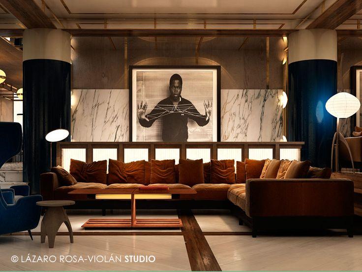 Lazaro Rosa-Violan Studio