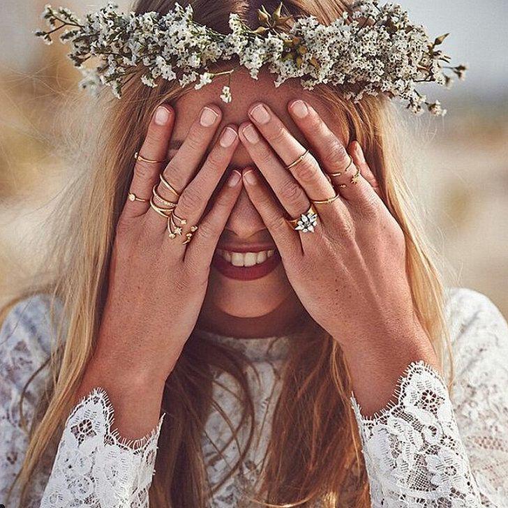 Fashion, Shopping & Style   The 40 Most Beautiful Wedding Dresses on Instagram   POPSUGAR Fashion Australia