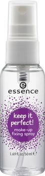 keep it perfect! make-up fixing spray - essence cosmetics