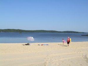 Le Camping du Lac (Municipal), Ste Eulalie en Born, Frankrijk - alle campings in Frankrijk