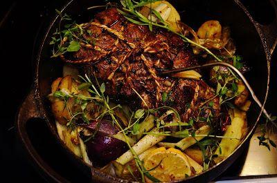 Järnbloggen: Sunday roast